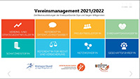 Flyer Vereinsmanager Titel